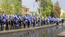 Güney'de KKTC bayraklarını ateşe verdiler!