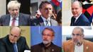 Kovid-19 ülke yöneticilerini de vurdu