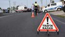 KKTC'de bir haftada 53 trafik kazası meydana geldi
