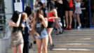 Güney'de fuhuş şüphesiyle 7 kadın tutuklandı
