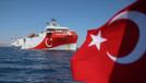 Oruç Reis Doğu Akdeniz'de daha uzun süre kalacak