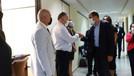 Kudret Özersay'dan iki bakanlığa ziyaret