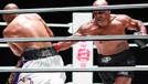 Dünya Mike Tyson'ın ringlere dönüşünü izledi