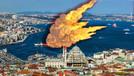 İstanbul'un tepesinde bomba patlayacak!