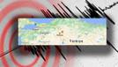 4.5 Büyüklüğündeki deprem korkuttu