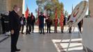 Kıbrıs Türkünün ebedi liderine saygıyla...