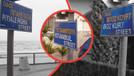 Rumlar Türkçe sokak isimlerini siliyor