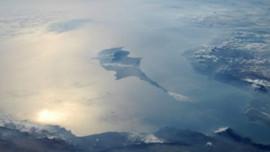 Buzullar erir ise Kıbrıs Adası üçe bölünecek!