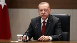 Erdoğan'dan bir sondaj açıklaması daha!