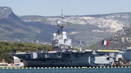Güney Kıbrıs ve Fransa'dan deniz tatbikatı