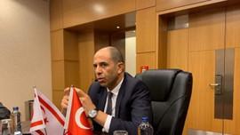 Özersay'dan Ahmet Çakar'a tepki açıklaması