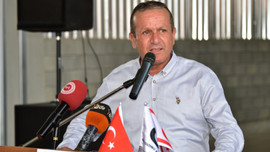 Ataoğlu DP Genel Başkanlığı'na aday oldu