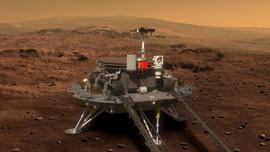 Çin 'Mars'a iniş testi'ni başarıyla yaptı!