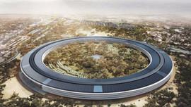 Apple 1 milyar dolarlık yeni kampüsüne başladı