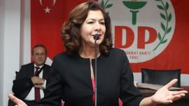 DP Genel Sekreteri yeniden Afet Öcafer oldu