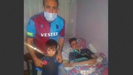 Haluk Levent'ten kas hastası Gökdeniz'e ziyaret