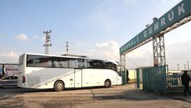 500 Suriyeli, Tel Abyad'a döndü