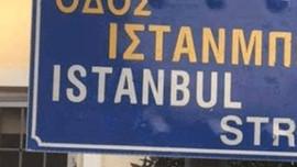 Rumlar Larnaka'daki o isimden rahatsız