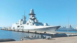 """Larnaka Limanı geçici """"savaş limanı"""" oluyor"""