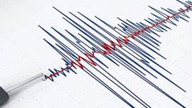 Elazığ'da 4.2'lik bir deprem daha oldu