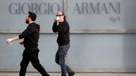 İtalya'daki koronavirüs salgını modayı da vurdu