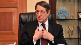 Rum lider Anastasiadis'ten Türkiye açıklaması