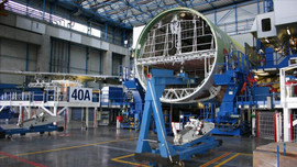 Airbus'tan Fransa ve İspanya'da üretime ara