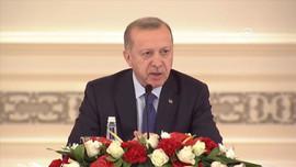 Erdoğan'dan koronavirüse ilişkin açıklama