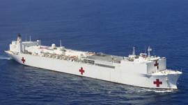 New York'a 1000 kişilik hastane gemi gidiyor