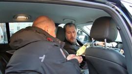 İsveç'te Türk taksicilerden kolonyalı önlem