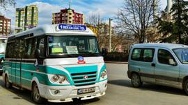 Türkiye'de 3 bin minibüs sefer durdurdu