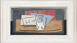 Çekilişte biletine Picasso tablosu çıktı