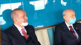 Erdoğan ve Bahçeli'den aylar sonra ilk kare
