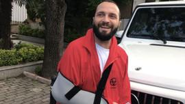 Berkay Şahin, karantinada sakatlandı