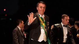 Brezilya Devlet Başkanı Bolsonaro'da korona çıktı