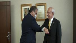 Faiz Sucuoğlu, Kılıçdaroğlu ile görüştü!