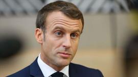 Macron Türkiye karşıtlığına sığınmayı sürdürüyor