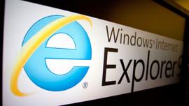Microsoft Internet Explorer'ın fişini çekiyor