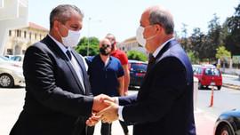 Tatar Gazimağusa Belediyesi'ni ziyaret etti