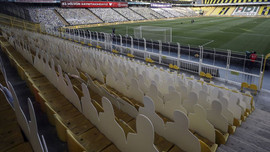 Türkiye'de ilk devre maçları seyircisiz olacak