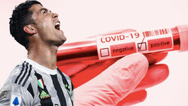 Ronaldo korona virüse yakalandı!