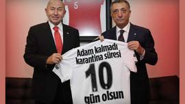 Türkiye'nin konuştuğu fotoğraf...