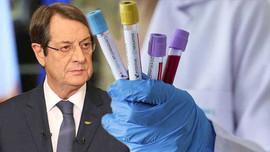 Anastasiadis'e koronavirüs aşısı bugün