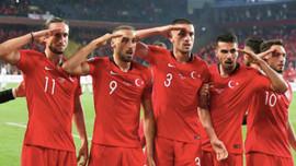Türk milli takımının rakipleri belli oldu