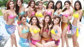 Köprü çökünce Miss Tayland kızları ölümden döndü