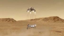 Perseverance Mars yüzeyine başarıyla indi