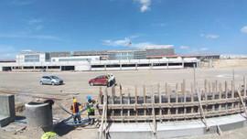 Ercan'dan 6 kat daha büyük yeni havalimanı