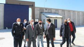 Minareliköy'deki cezaevinde sona gelindi