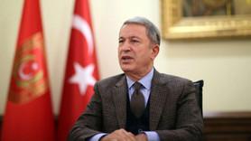 Hulusi Akar'dan Kıbrıs için yeni açıklama
