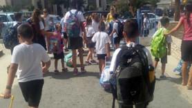 KKTC'de okullar 1 Ekim'de kapısını açıyor